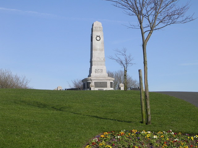 War Memorial, Barrow-in-Furness