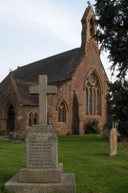 Little Birch Church