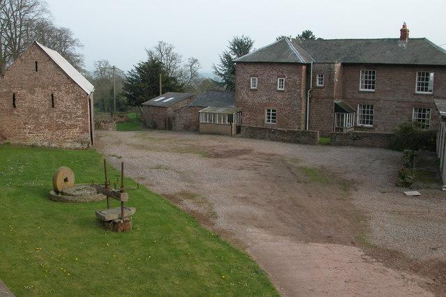 Church Farm, Little Birch