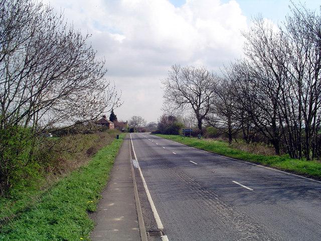 Looking towards Mill Farm