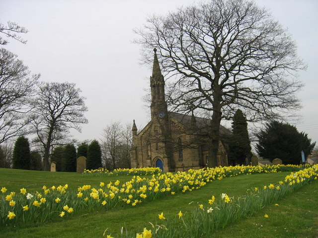Holy Trinity Church, Pelton
