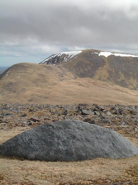Kirriereoch Hill summit