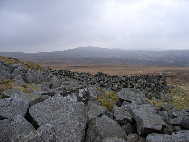 Old sheepfold, High Raise Band