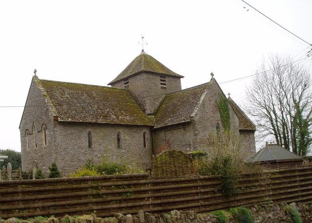 St David's Church, Llanddew