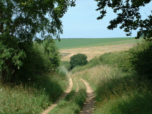 Peddars Way, Norfolk.