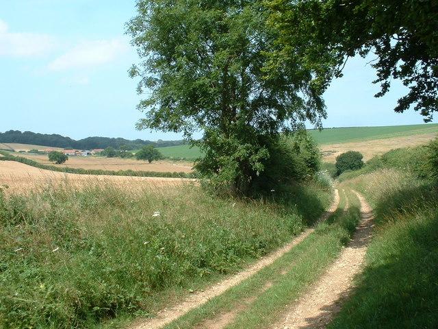 Peddars Way, Norfolk.