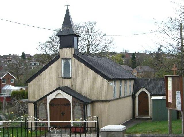 St Saviour's Church Rookery