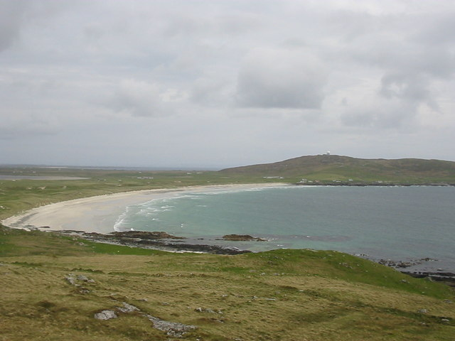 Balephuil Beach from the west