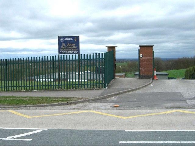 St John RC Primary School