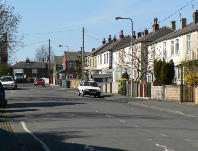 Nottingham Street, Thornbury