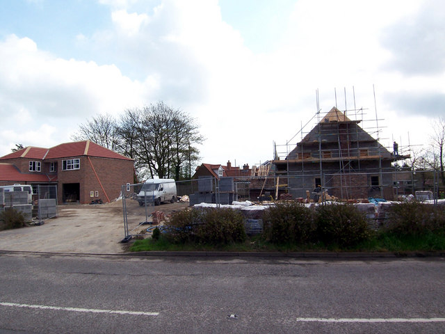 New development in Wootton