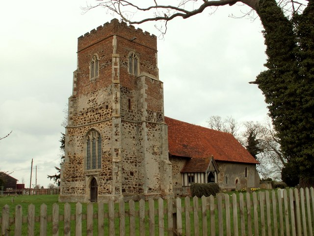 St. Mary the Virgin church, Little Bromley, Essex