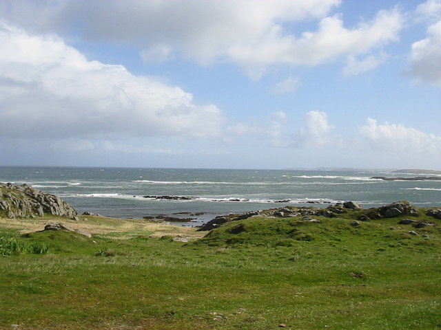 Vaul Bay from the West