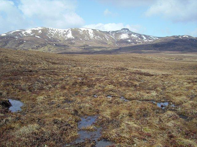 Bogs near Torr an Tairbh