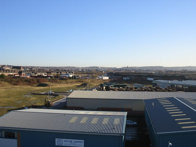 Oldfield Business Park, Fenton