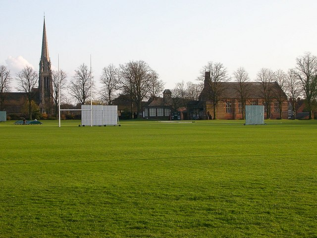 Rugby - Rugby School