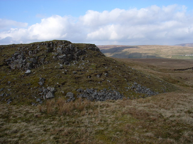 Outcrop on Long Band