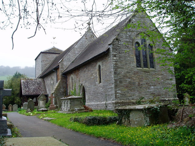 St Gwendoline's Church, Llyswen