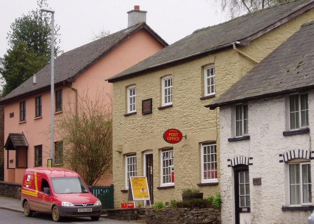 Post Office, Erwood