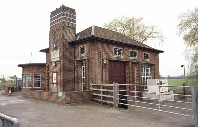 Curry Moor Pumping Station