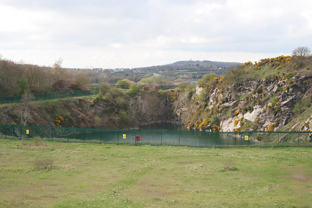 Hill Hole Quarry Nature Reserve, Markfield