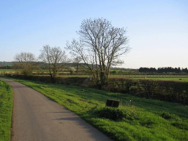 Knightcote near Manor Farm