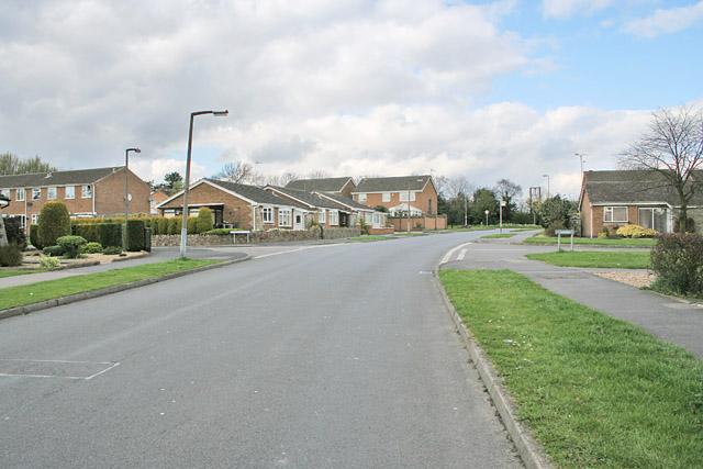 Chitterman Way, Markfield