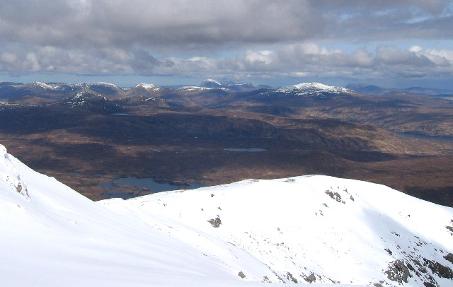 North eastern ridge of Ben More Assynt