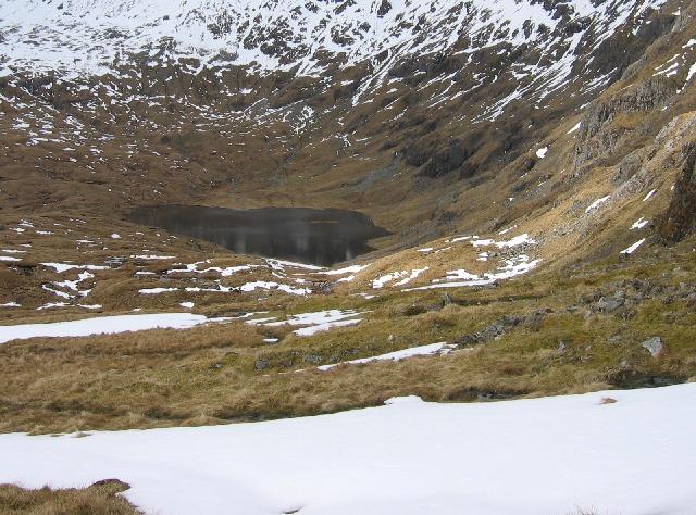 Dubh Loch Mor