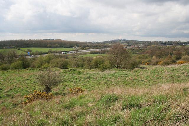Rough Farmland at Markfield