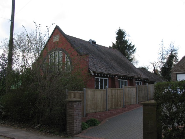 Former Methodist Church Ashwell
