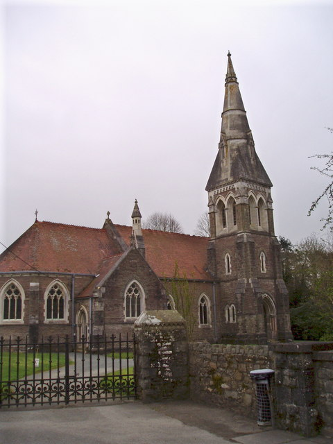 All Saints Church, Newbridge on Wye