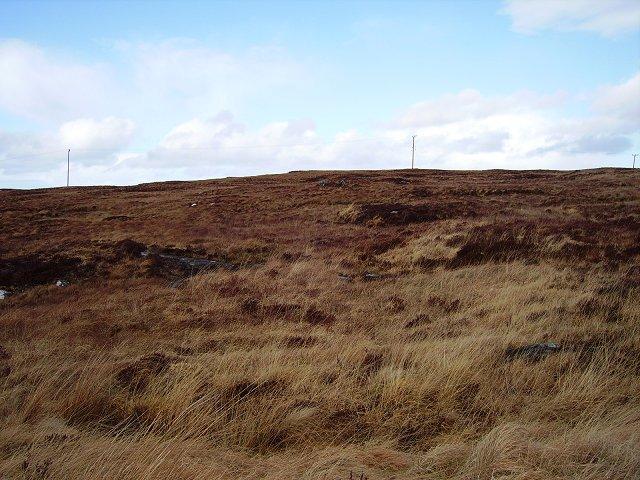 Moors above Borgie
