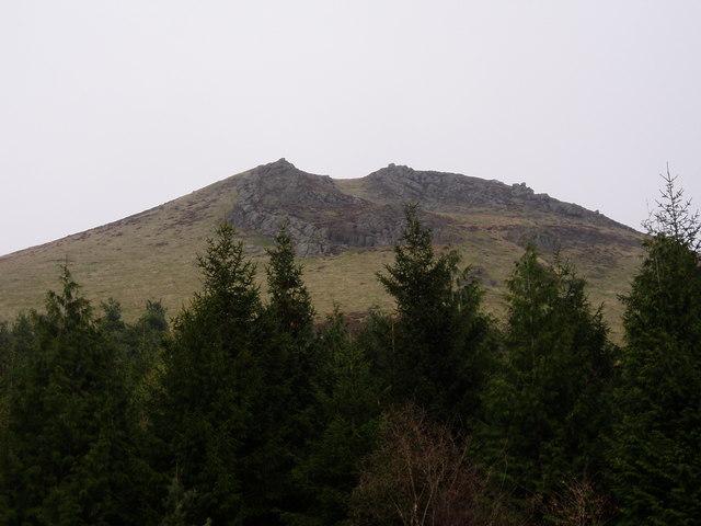 Dol y Fan Hill