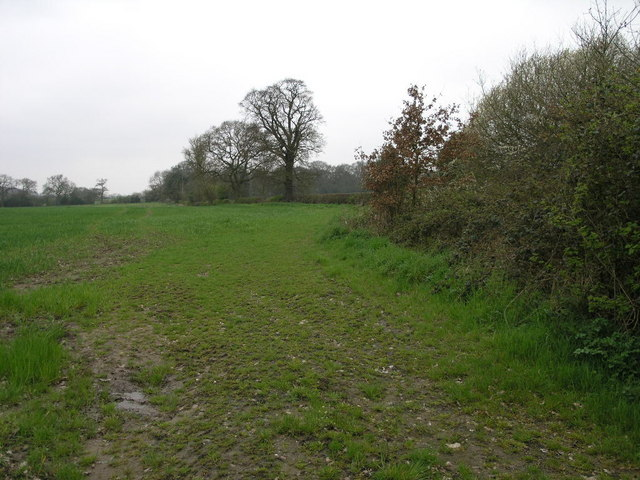 Field and Old Brake