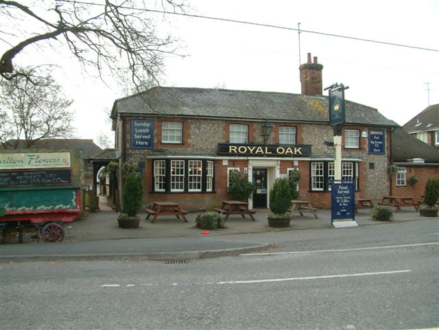 The Royal Oak, Charlton