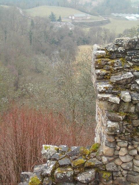 Craignethan view