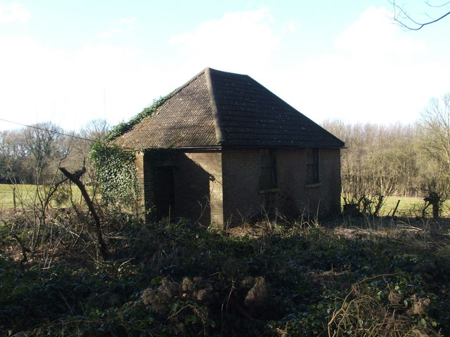 Disused Methodist Chapel Hastingleigh