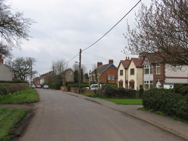 Detached Houses