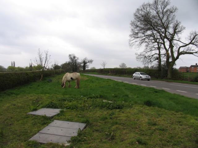 A447 towards Hinckley