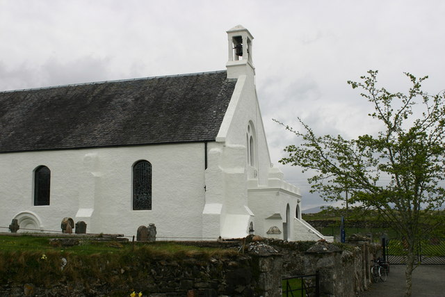 Church at Clachan on Lismore