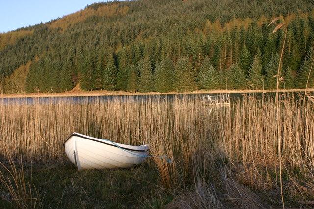 Looking across Loch Seil