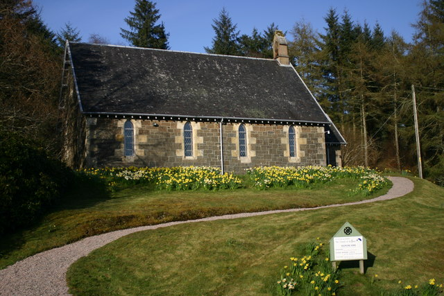 Church at Kilmore