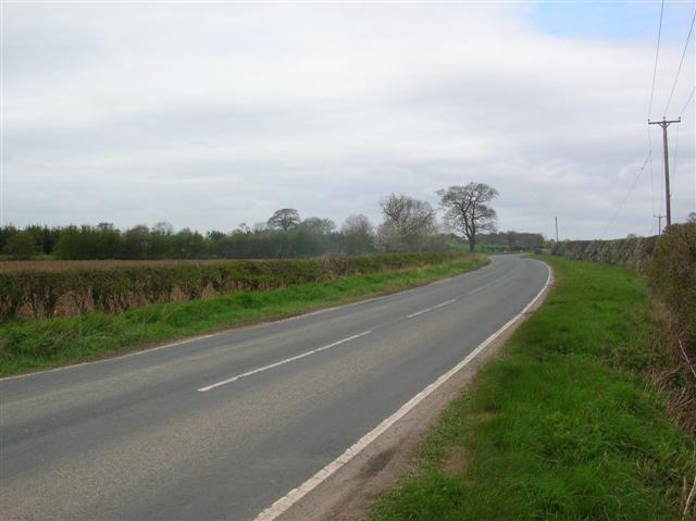 Just outside Wheldrake