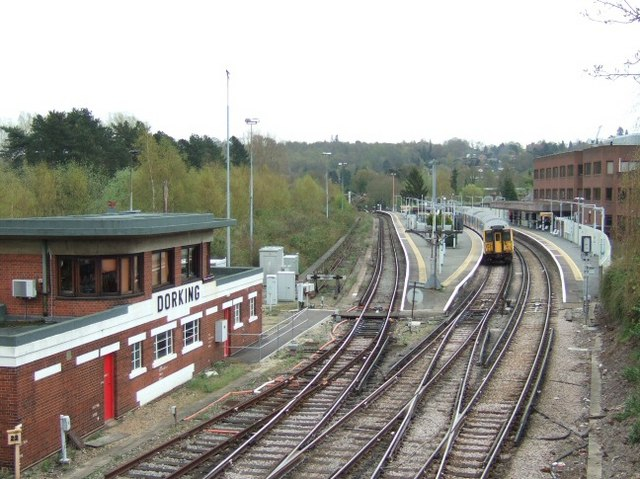 Dorking Signal Box