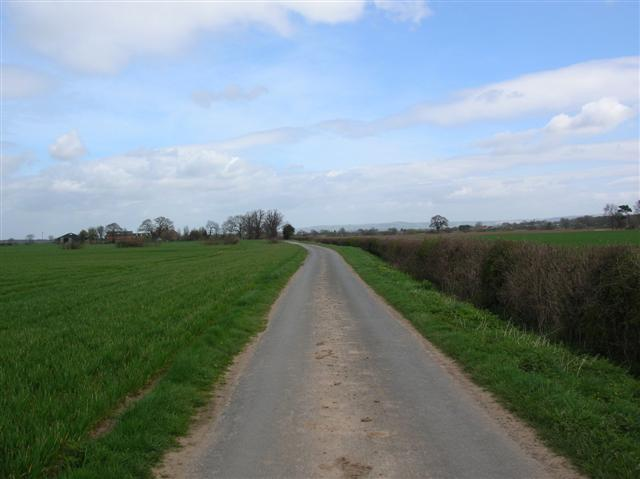 Towards Scoreby Manor House