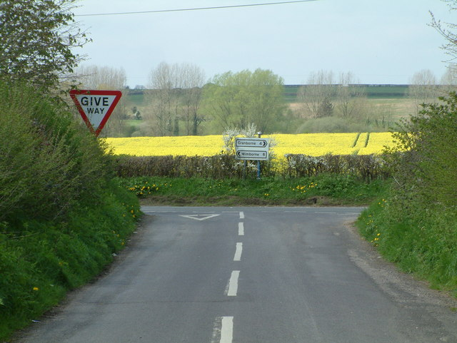 Road Junction, Dorset