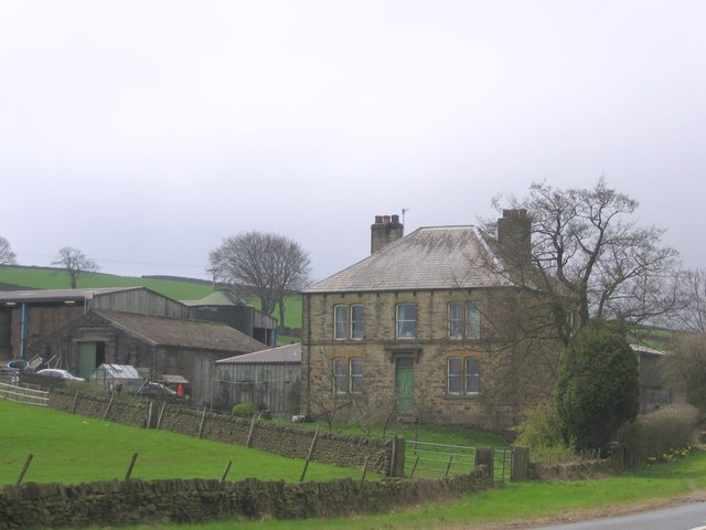 Firs Farm, Ringinglow Road
