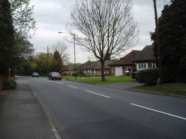Bungalows, Leesons Hill, St. Pauls Cray, Kent