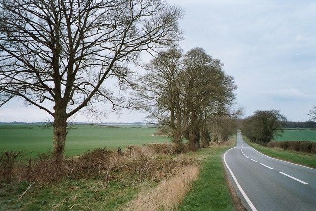 B4022 facing north-east